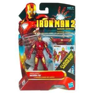 Disney Iron Man Mark IV Iron Man 2 Action Figure    4