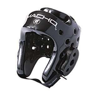 Macho Dyna Headguard, Black, Medium Sports & Outdoors