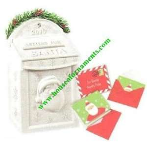 LETTERS FOR SANTA   DB   HALLMARK ORNAMENT:  Home & Kitchen