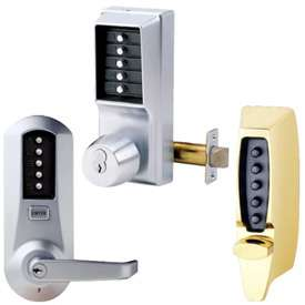 kaba mechanical door locks security without the headache of key