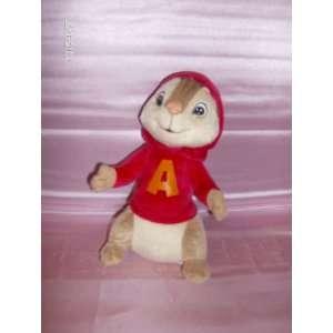 Alvin and the Chipmunks   Alvin Seville Soft Toy: .co.uk: Toys