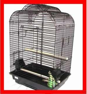 TERENZO LARGE BIRD CAGE PARAKEET COCKATIEL CONURE BIRDS