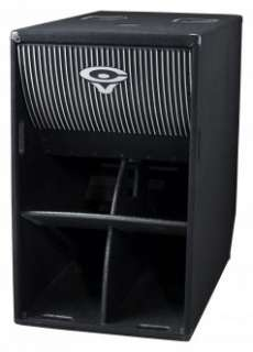 Cerwin Vega JE 36C Junior Earthquake Subwoofer, 1000 W