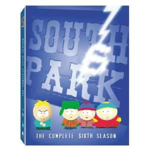 South Park: The Complete Sixth Season: Trey Parker, Matt