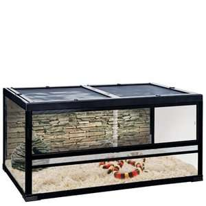 how to build stackable reptile cages