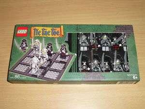 Lego Knights Castle 852132 Tic Tac Toe Unopened NIB HOT