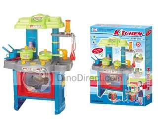 Wholesale Cute Eco Friendly Plastic Pretend & Play Kitchen Toy Set