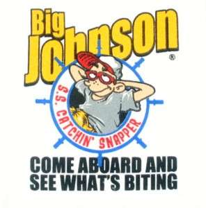 Big Johnson T Shirt Head Boats