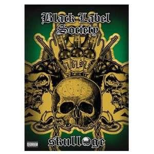Black Label Society Skullage DVD  Shop the Ticketmaster Merchandise