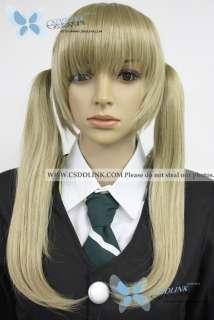 Soul Eater Maka Albarn cosplay wig 1237 costume