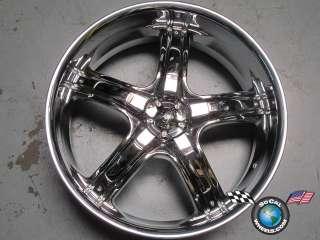 00 04 Chevy Suburban Tahoe Silverado 22 Boss 333 Chrome Wheels Rims