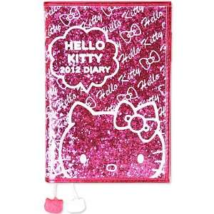 Hello Kitty 2012 Schedule Book Agenda Planner Sanrio