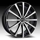 New 20 Inch Strada Wheels Forcheta Chrome rims 20x8.5 BP5x100 5x114