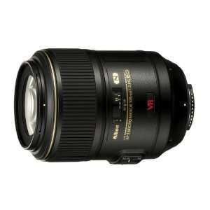 Nikon 105mm f/2.8G ED IF AF S VR Micro Nikkor Lens