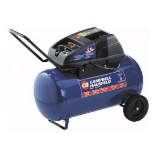 Hausfeld Electric Oil Free Horizontal 20 Gallon Air Compressor Tools