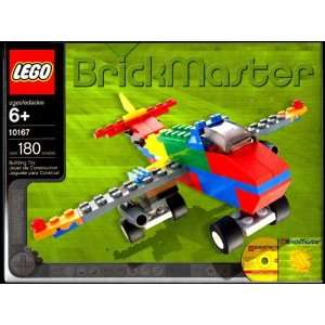 Lego 10167 Brickmaster Welcome Kit Airplane: Toys & Games