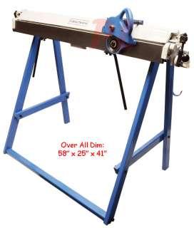 40 x 20 Gauge Sheet Metal BENDING BENDER CUTTING CUTTER Machine *Free