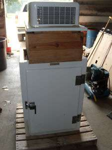 GE Type SS 62 Antique Vintage Refrigerator Ice Box