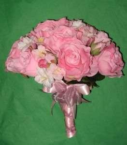 Pink Cherry Blossom Wedding Flowers, Cherry Blossoms