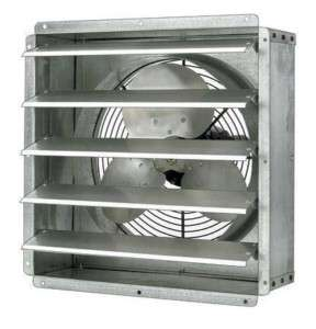 EXHAUST FAN Commercial   Direct Drive   24   1/2 Hp