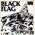 Black Flag   Six Pack 7   BRAND NEW   WHITE VINYL   SST RECORDS
