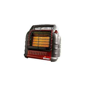Big Buddy Heater, Dual Heating System