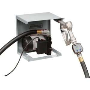 Roughneck Cast Iron Diesel Fuel Transfer Pump Kit   22 GPM