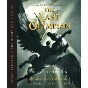 By Rick Riordan: The Last Olympian (Percy Jackson and the