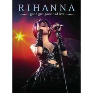 NEW Rihanna   Good Girl Gone Bad live (blu r (Blu ray