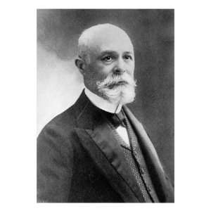 Henri Becquerel, one of the first scientists to observe