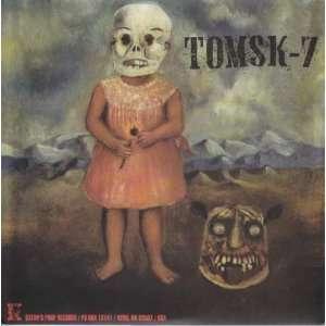 Tomsk 7 / Idi Amin   Split 7 Ep [Vinyl] Tomsk 7 / Idi Amin Music