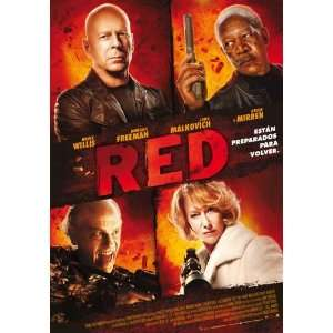 Malkovich Helen Mirren Karl Urban Richard Dreyfuss