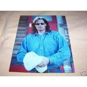 HERCULES KEVIN SORBO SHADES & DENIM SHIRT PHOTO XENA