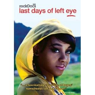 The Last Days of Left Eye DVD ~ Lisa Left Eye Lopes