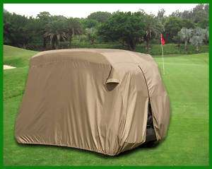 passenger Golf Cart Car Cover EZ GO Club Car Yamaha
