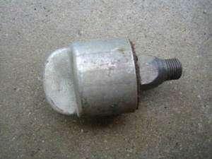 Military Four Wheel Drive 4x4 Water Pump Oiler   NOS