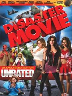 Disaster Movie (Unrated) Matt Lanter, Vanessa Minnillo