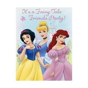 Disney Princess Invitations, 8ct Toys & Games