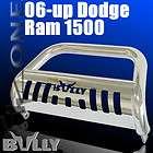 2006 2008 DODGE RAM 1500 BULLY GRILLE GUARD FRONT BUMPER BULL BAR W