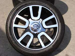 22 OEM Ford F 150 Wheels Tires Harley Davidson 2011