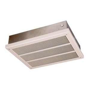 Fan Forced Heavy Duty Ceiling Mounted Heater, 4800/3600w