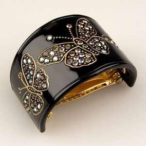 Voler Black   Bellini Collection (Hand set Swarovski Crystals, Hair
