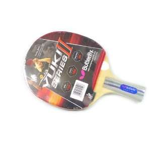 Penhold Table Tennis Paddle Ping Pong Bat Racket