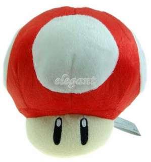 Nintendo Super Mario Bros Red Mushroom 7 Joue Peluche