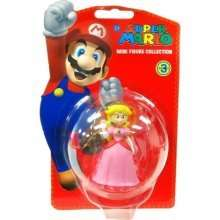 Super Mario Bros. mini action figure 1   3 (Princess Peach) Series 3