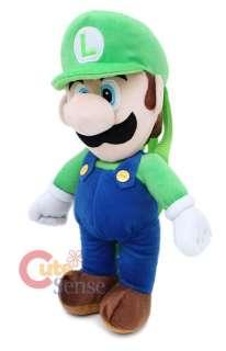 Nintendo Super Mario Luigi Plush doll Backpack 2