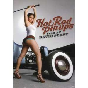 Hot Rod Pin Ups: Ruby Rae, Morgan, Giovanna, Haley