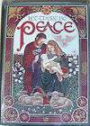 LET THERE BE PEACE NATIVITY CHRISTMAS CARD BOX OF 25 FROM ABBEY PRESS
