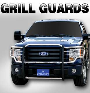 2010 Dodge Ram 2500 Stainless Steelcraft Grill Guard