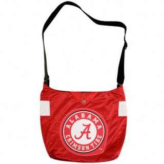Alabama Crimson Tide Messenger Bag MVP Jersey Tote